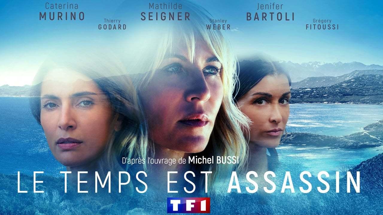 Кадры из фильма  Le temps est assassin 2019