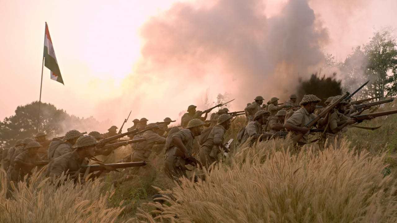 Кадры из фильма Забытая армия The Forgotten Army - Azaadi ke liye 2020